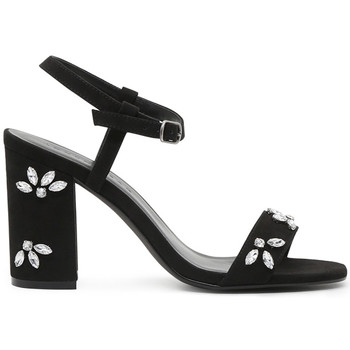 Shoes Women Sandals London Rag Open Toe Ankle Strap Sandals Black