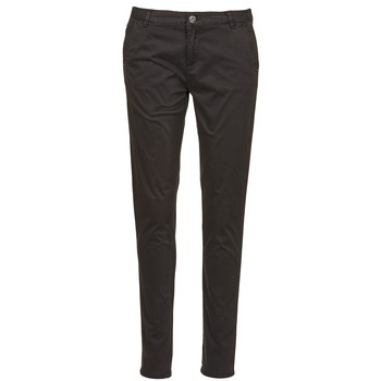 Clothing Women chinos DDP HELEN Grey