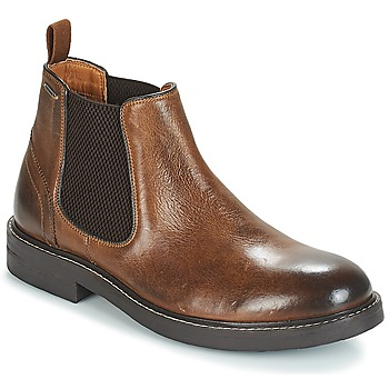 Shoes Men Mid boots Pepe jeans Hubert Brown
