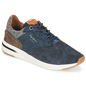 Shoes Men Low top trainers Pepe jeans Jayker Marine