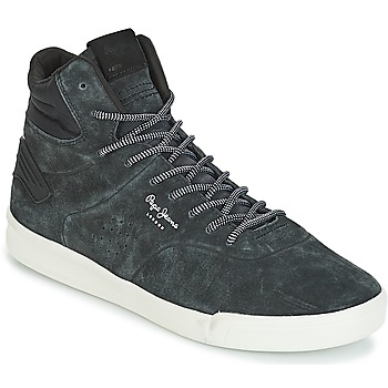Shoes Men Hi top trainers Pepe jeans BTN 01 Marine