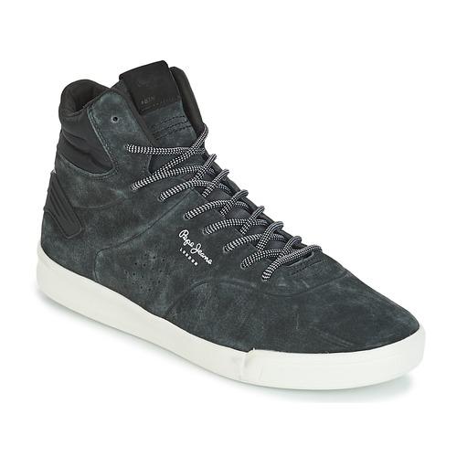 Shoes Men Hi top trainers Pepe jeans BTN 01 Marine
