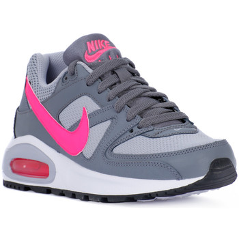 Shoes Women Low top trainers Nike AIR MAX COMMAND FLEX GS Grigio