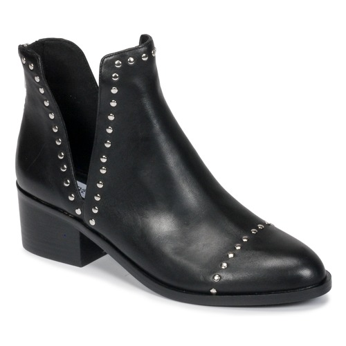 Shoes Women Mid boots Steve Madden CONSPIRE Black