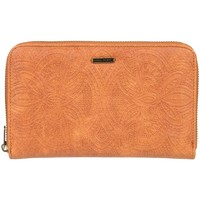 Bags Women Wallets Roxy /CARTERA-NLF0 MARRON