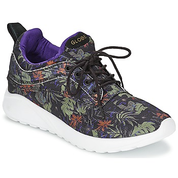 Shoes Low top trainers Globe ROAM LYTE Printed