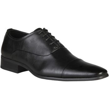Shoes Men Brogues Versace 1969 - Eymeric - Black Black
