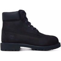 Shoes Women High boots Timberland 6 In - 12907 Black