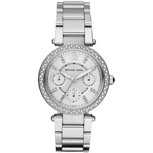 Watches Women Analogue watches MICHAEL Michael Kors MK5615 Silver