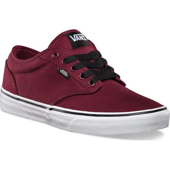 Shoes Men Low top trainers Vans ATWOOD TUY8J3 GRANATE