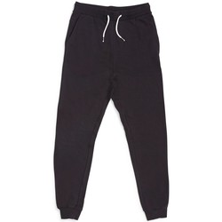 Clothing Men Tracksuit bottoms The Idle Man Slim Fit Jogger Black Black