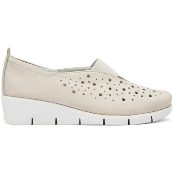 Shoes Women Flat shoes The Flexx FLEXX NOIA LETINAS DUNE