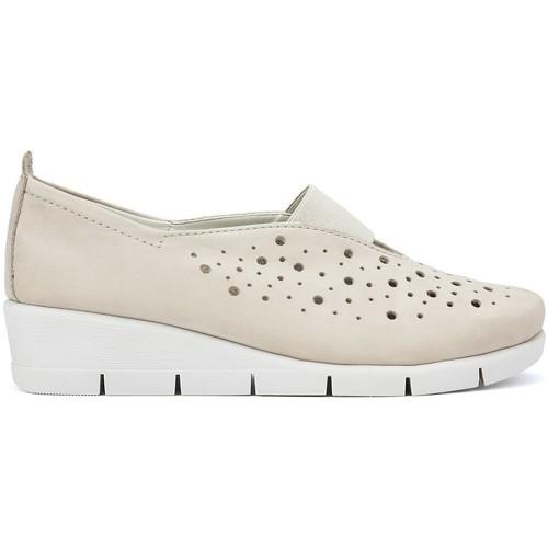 Shoes Women Flat shoes The Flexx FLEXX NOIA LETINAS DUNE