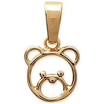 Watches & Jewellery  Women Pendants Blue Pearls BPS MJ209 Gold
