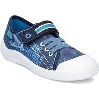 Shoes Children Low top trainers Befado 251Y092 Navy blue