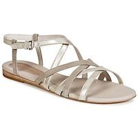 Shoes Women Sandals Marc O'Polo PRAVA Beige-gold