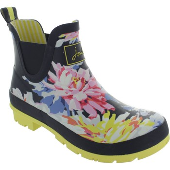 Shoes Women Wellington boots Joules Wellibob NAVWHIT