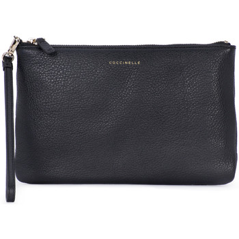 Bags Women Pouches / Clutches Coccinelle 001 BUSTE Nero