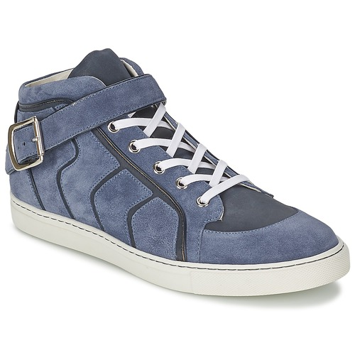 Shoes Men Hi top trainers Vivienne Westwood HIGH TRAINER Blue