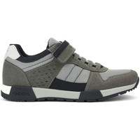 Shoes Women Low top trainers Geox ALFIER M J826NA SHOES GREY