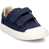 Shoes Children Low top trainers Clarks 26133335 Navy blue