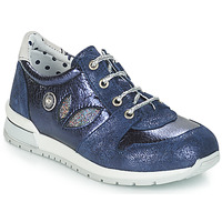 Shoes Girl Low top trainers Catimini CHOCHOTTE Blue