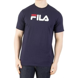 Clothing Men short-sleeved t-shirts Fila Vintage Men's Eagle Logo T-Shirt, Blue blue