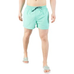 Clothing Men Shorts / Bermudas Fila Vintage Men's Artoni Swimshorts, Green green