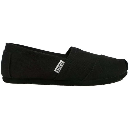Shoes Women Low top trainers Toms W. Classic black