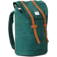 Bags Men Rucksacks Sandqvist Stig Backpack Green Green