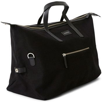 Bags Men Bag Sandqvist Holly Weekend Bag Black Black
