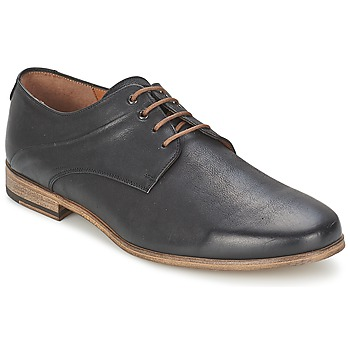 Shoes Men Derby Shoes Kost FAUCHARD Black