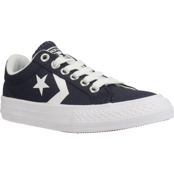 Shoes Children Low top trainers Converse CHUCK TAYLOR STAR PLAYER 2V OXSTAR PLAYER EV OX Blue