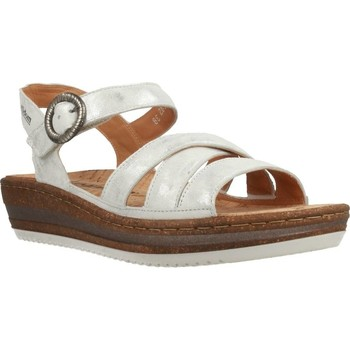 Shoes Women Sandals Mephisto LUCIE MONACO Silver