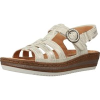 Shoes Women Sandals Mephisto LIZANNE BRAZIL Silver