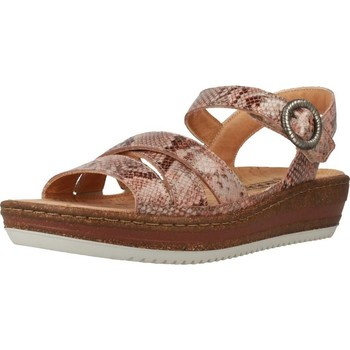 Shoes Women Sandals Mephisto LUCIE BOA Animal print