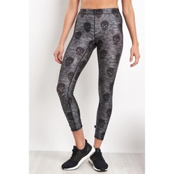 Clothing Women leggings Terez Skull Star Power Performance Legging Multicolour