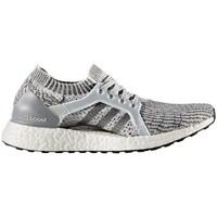 Shoes Women Low top trainers adidas Performance ADIDAS Ultra Boost X Grey/Silver Silver