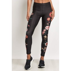 Clothing Women leggings Terez Floral Juju Leggings Multicolour