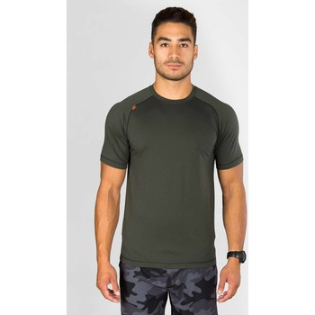 Clothing Men short-sleeved t-shirts Rhone Glacier Delta Tee Multicolour