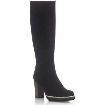 Shoes Women Boots Laura Moretti Boots ELENA Brown F Brown