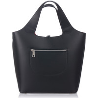Bags Women Handbags Laura Moretti Handbag JESS Black Black