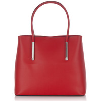 Bags Women Shopping Bags / Baskets Laura Moretti Handbag PRETTY Red F Red