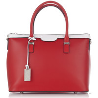 Bags Women Handbags Laura Moretti Handbag BELLY Red / White Woman Autumn/Winter Collection Red