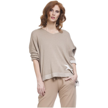 Clothing Women Tops / Blouses Tantra Pullover LIEGE Beige F Beige