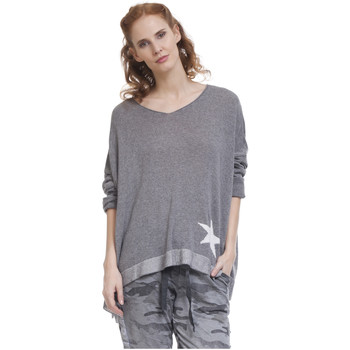 Clothing Women jumpers Tantra Pullover LIEGE Grey F Grey