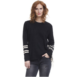 Clothing Women Tops / Blouses Tantra Pullover HALLES Black F Black