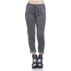 Clothing Women Trousers Tantra Trousers BREE Grey Woman Autumn/Winter Collection Grey