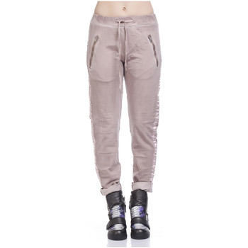 Clothing Women Trousers Tantra Trousers BREE Pink Woman Autumn/Winter Collection Pink