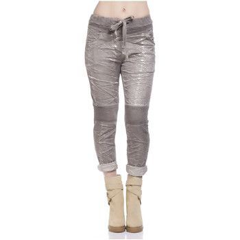 Clothing Women Trousers Tantra Trousers TORY Brown Woman Autumn/Winter Collection Brown